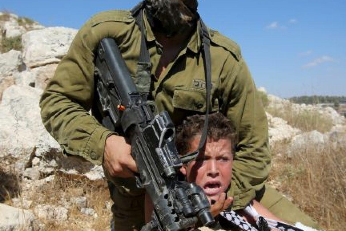 El niño tiene 11 años Foto:AFP. Imagen Por: