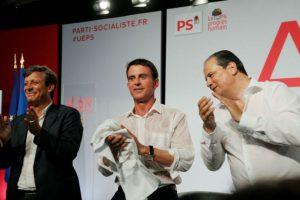 No tuvo otro remedio que usar una toalla. Foto:AFP. Imagen Por: