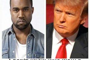 Lo comparan con Donald Trump, el empresario estadounidense polémico por su racismo hacia los latinos Foto:Instagram.com/explore/tags/kanyewest. Imagen Por: