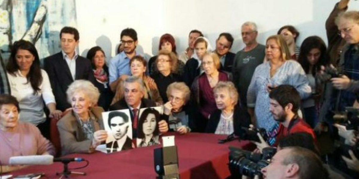 Abuelas de Plaza de Mayo encuentran a nieta 117 robada por dictadura argentina