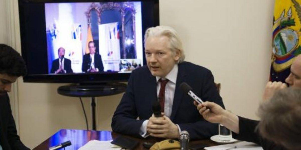 Suecia y Ecuador inician negociaciones para desbloquear el caso Assange