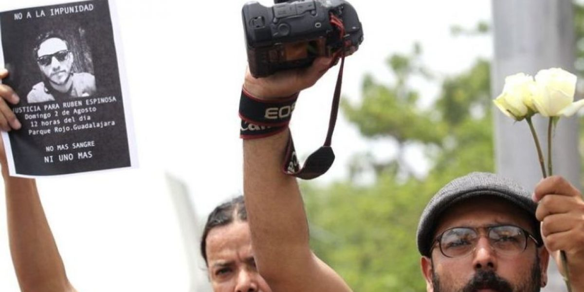Arrestan en México a ex policía torturador por homicidio de fotoperiodista