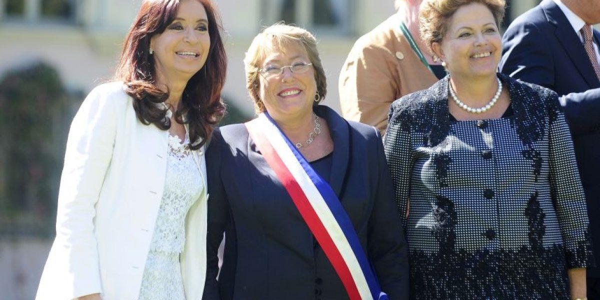 El género en la política: Presidentas latinoamericanas en la mira