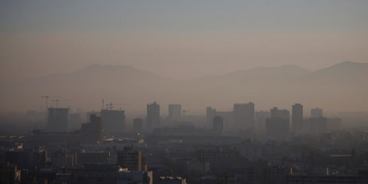 Invierno 2015 es el más contaminado en los últimos 11 años