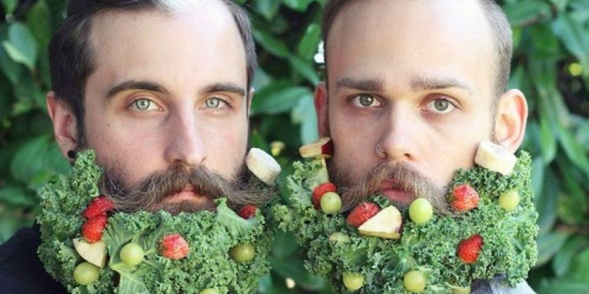 La historia tras los amigos que con su barba revolucionan la web