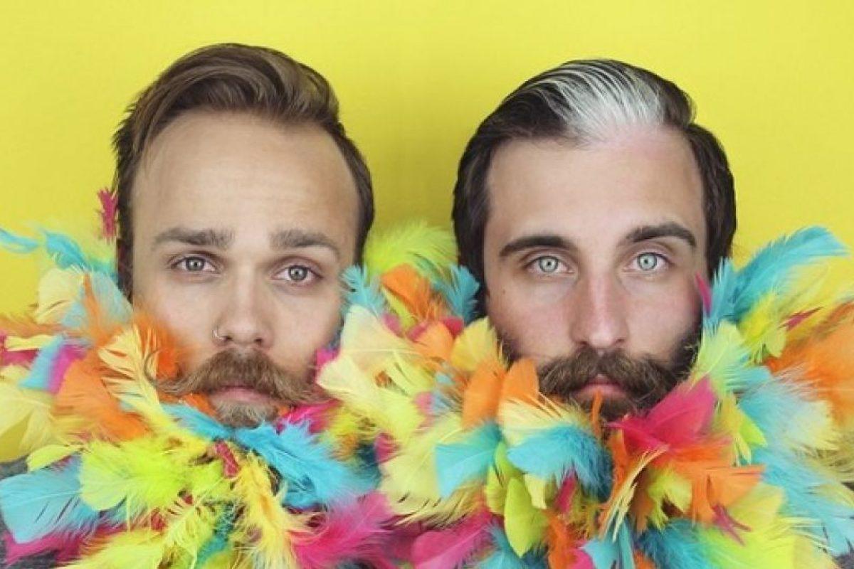 Foto:Reproducción / Instagram The Gay Beards. Imagen Por: