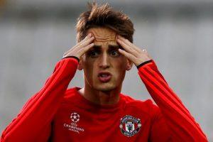 El belga de 20 años será cedido por el Manchester United al Borussia Dortmund Foto:Getty Images. Imagen Por: