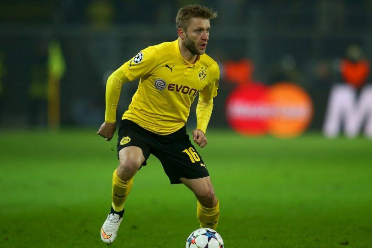 El polaco que pertenece al Borussia Dortmund se encuentra en Italia para cerrar su pase a la Fiorentina Foto:Getty Images. Imagen Por: