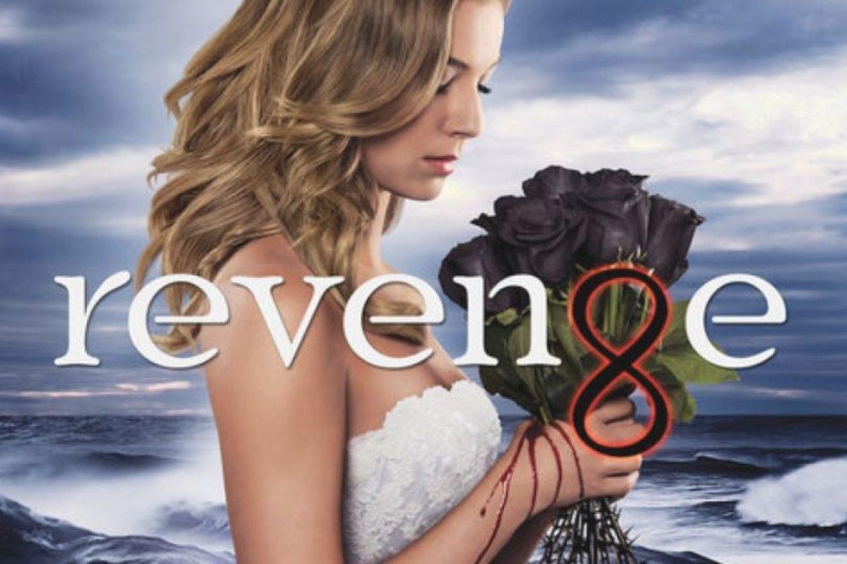 """Revenge – Temporada 4"". Disponible a partir del 1 de septiembre. Foto:ABC. Imagen Por:"