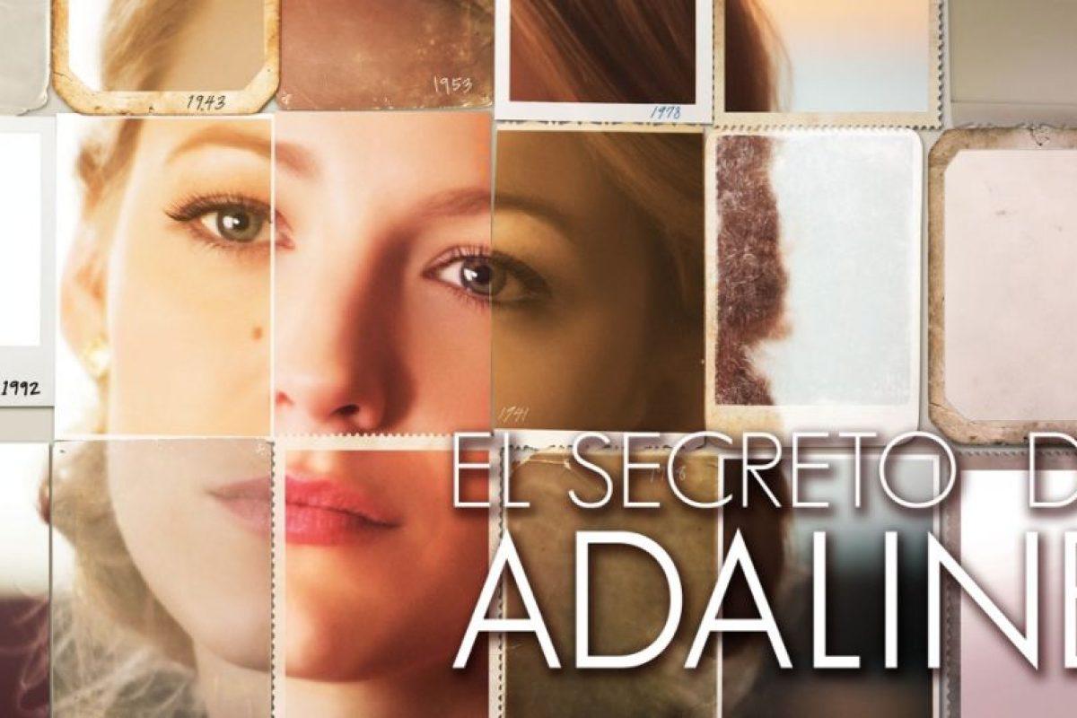 """El secreto de Adaline"". Disponible a partir del 8 de septiembre. Foto:Lions Gate Entertainment. Imagen Por:"