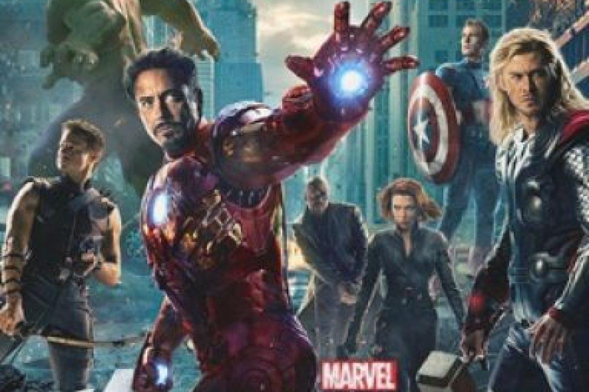 """""""Los Vengadores de Marvel"""". Disponible a partir del 1 de septiembre. Foto:Marvel Studios. Imagen Por:"""