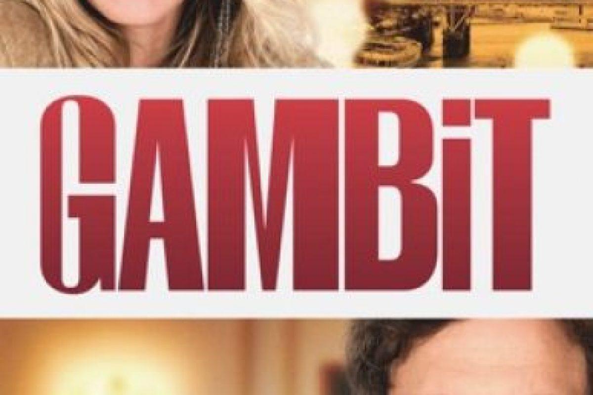 """Gambit"". Disponible a partir del 15 de septiembre. Foto:CBS films. Imagen Por:"