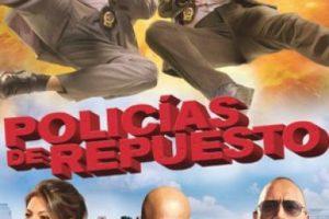 """""""Policías de repuesto"""". Disponible a partir del 1 de septiembre. Foto:Columbia Pictures. Imagen Por:"""