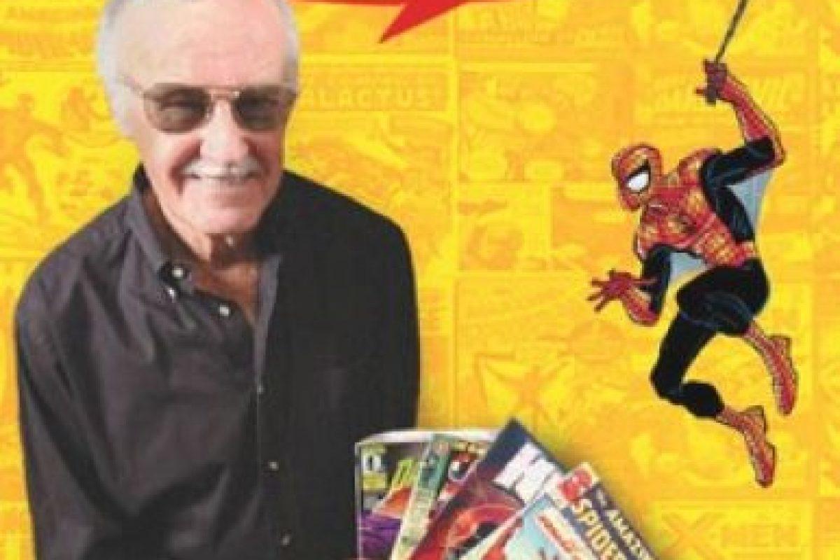 """""""Mutantes, Monstruos y Superhéroes de Stan Lee"""". Disponible a partir del 15 de septiembre. Foto:Netflix. Imagen Por:"""