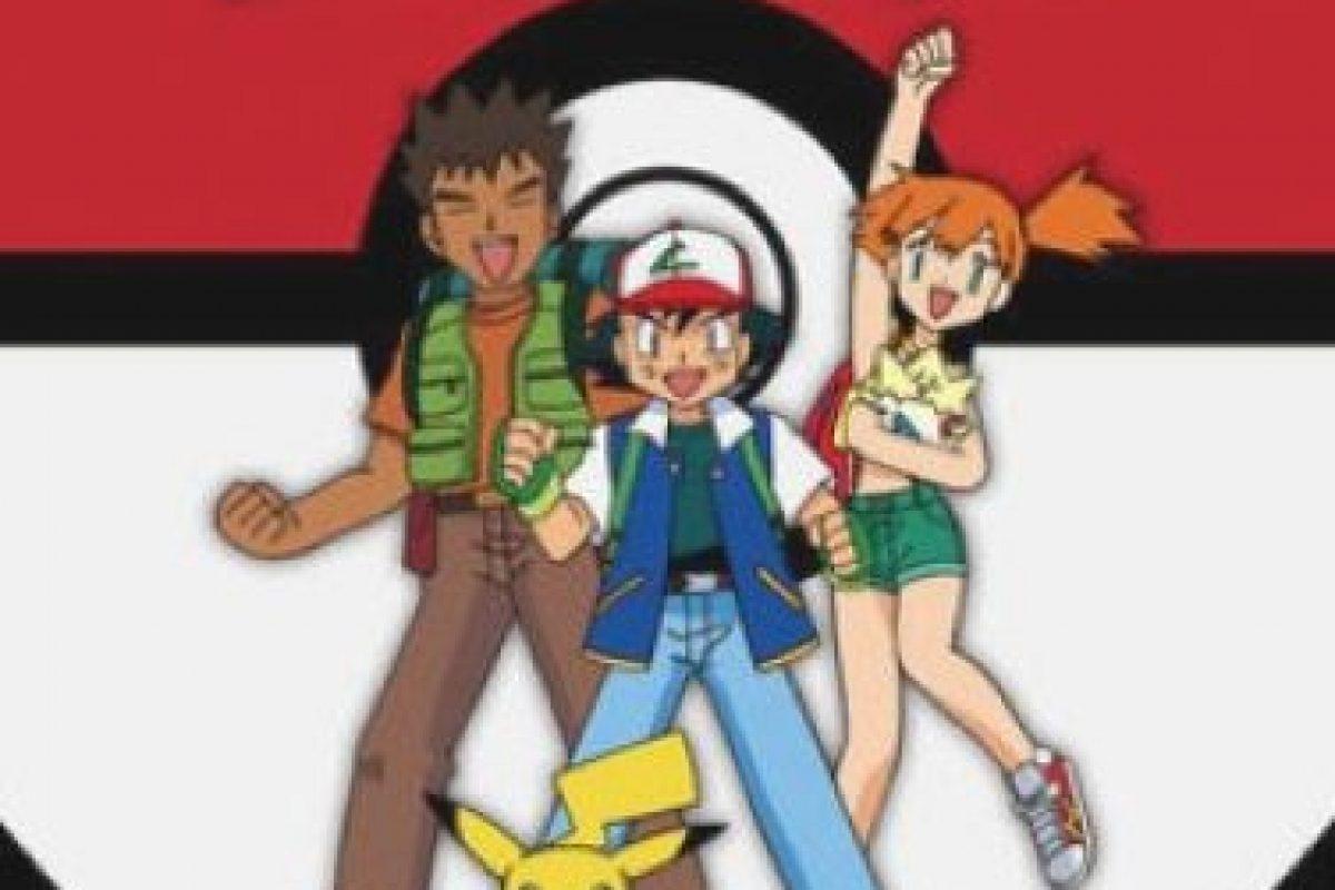"""""""Pokémon: Liga Indigo – Temporadas 1 y 2"""". Disponible a partir del 1 de septiembre. Foto:Oriental Light and Magic. Imagen Por:"""