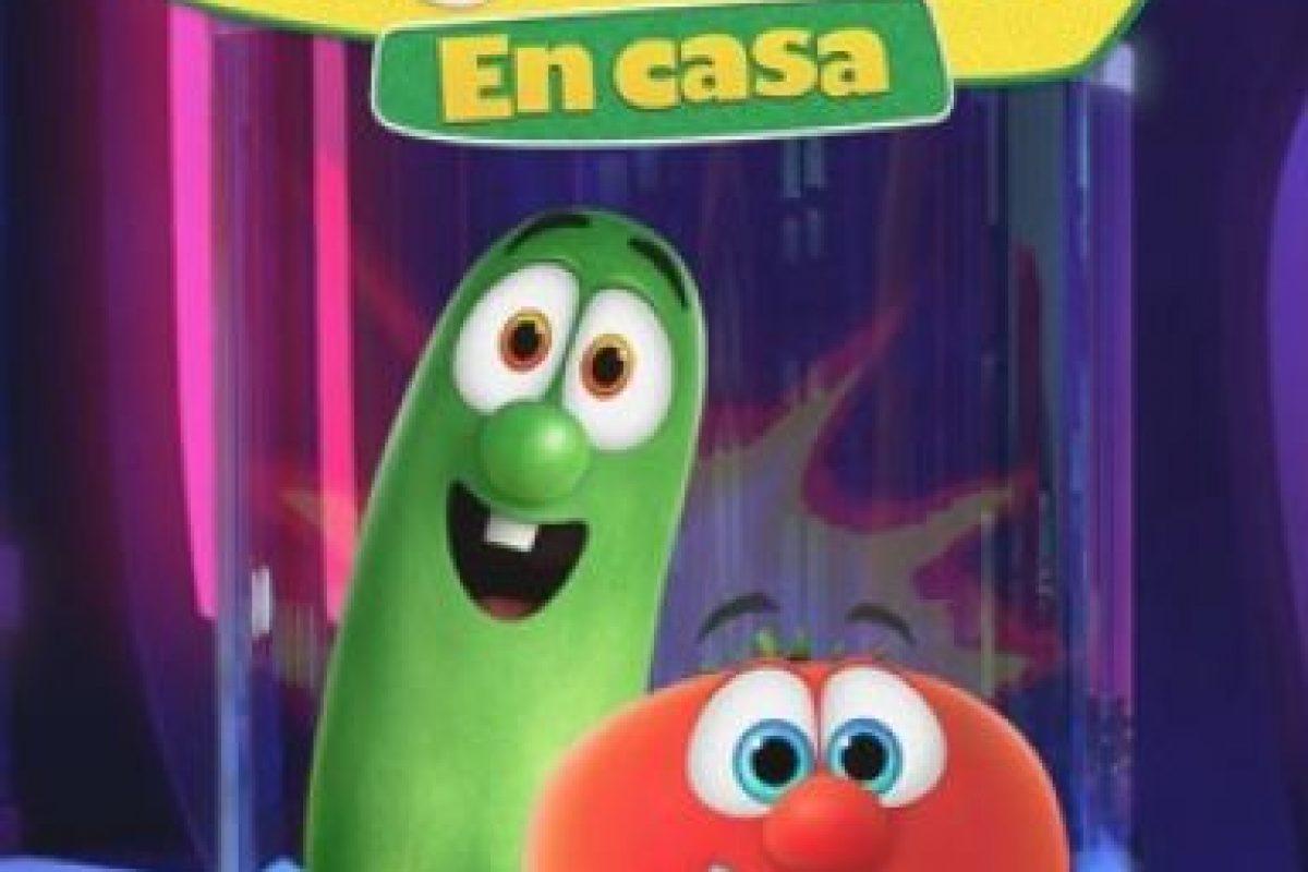 """""""Veggietales en casa – Nuevos episodios"""". Disponible a partir del 4 de septiembre. Foto:Netflix. Imagen Por:"""