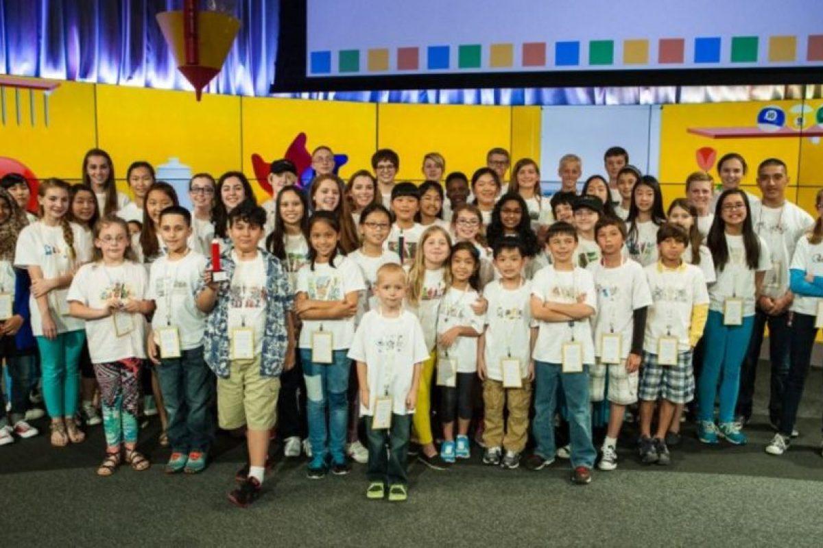 Los 250 semifinalistas del concurso. Foto:Google. Imagen Por: