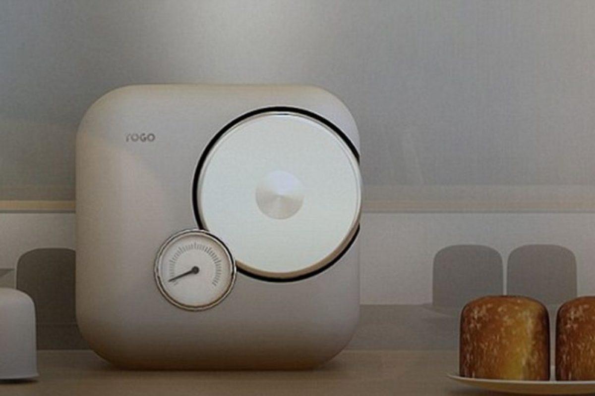 Es similar en tamaño y apariencia a una cafetera. Foto:Genie. Imagen Por: