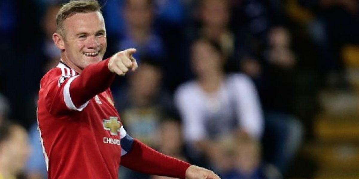 La sorprendente reacción de un niño al encontrarse con Wayne Rooney