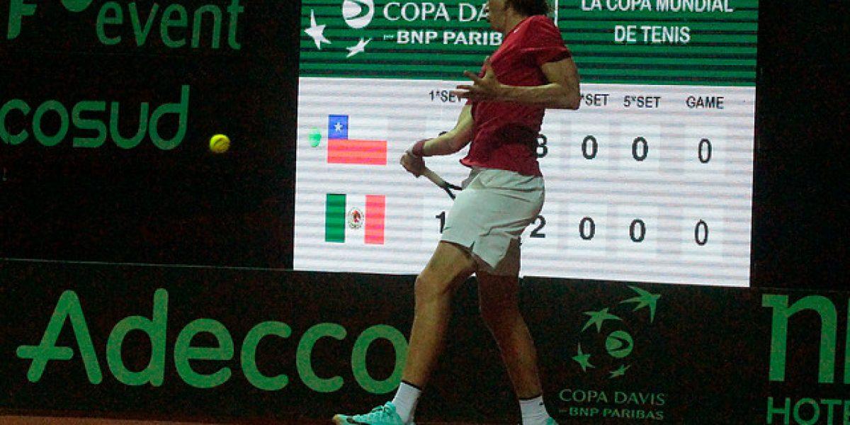 Juan Carlos Sáez avanzó en el ranking ATP y amenaza a Jarry
