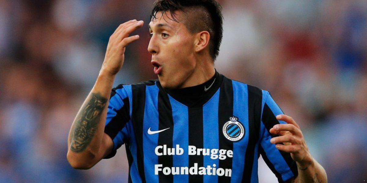Otro chileno en Italia: Nicolás Castillo ficha en equipo debutante en la Serie A
