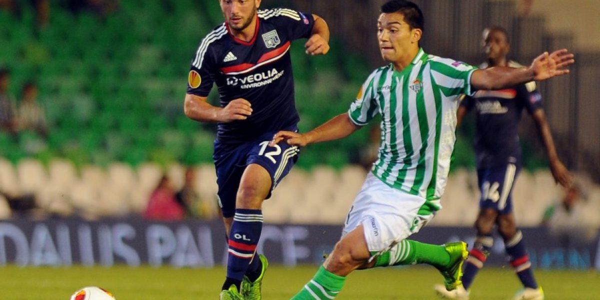 Lorenzo Reyes decidió su destino en España y parte al Almería