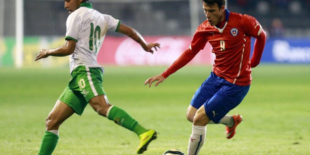 Ángelo quiere la Roja: