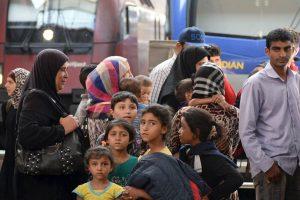 7. Aproximadamente 188 mil inmigrantes han sido rescatados en el Mediterráneo lo que va de año. Foto:AP. Imagen Por: