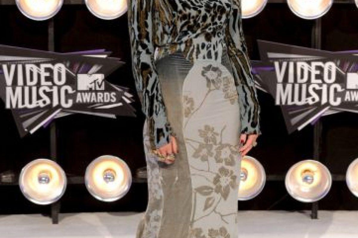 2011 MTV Video Music Awards Foto:Getty Images. Imagen Por: