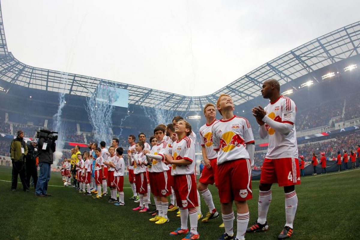 6. New York Red Bulls (Estados Unidos) Foto: Getty Images. Imagen Por: