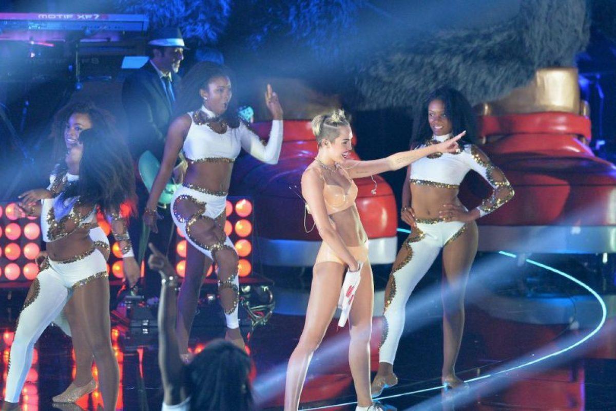 2013 MTV Video Music Awards Foto:Getty Images. Imagen Por: