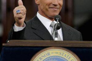 El actor fue gobernador de California desde 2004 hasta 2011. Foto:Getty Images. Imagen Por: