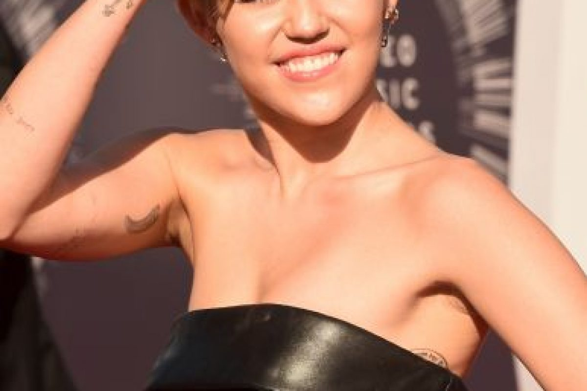 2014 MTV Video Music Awards Foto:Getty Images. Imagen Por: