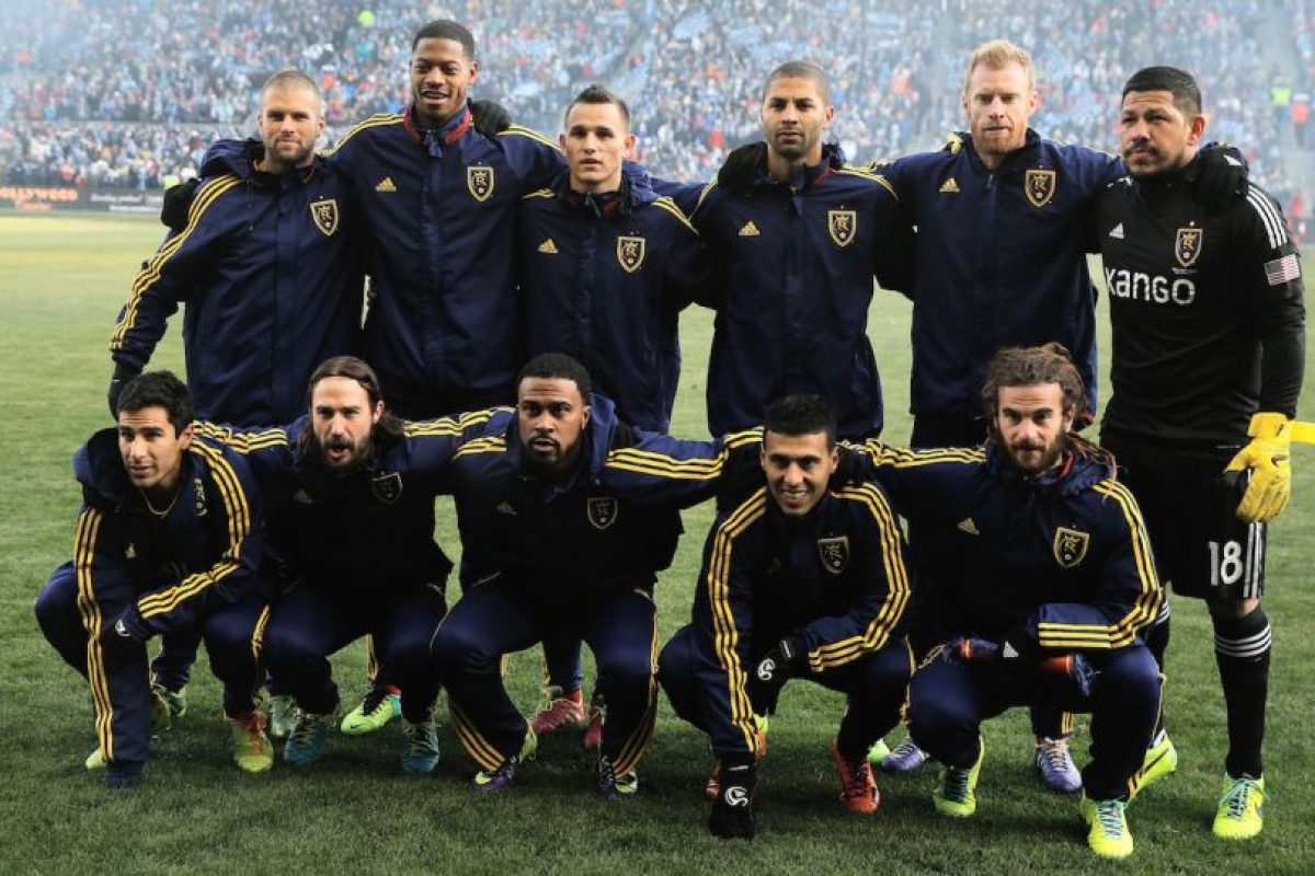 15. Real Salt Lake (Estados Unidos) Foto: Getty Images. Imagen Por: