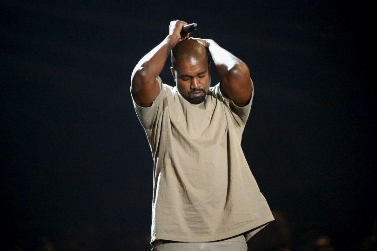 El esposo de Kim Kardashian anunció que se postulará en 2020. Foto:Getty Images. Imagen Por: