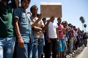 2. La mayoría de los muertos se registran en el canal de Sicilia, ruta del Mediterráneo central que conecta a Libia e Italia. Foto:Getty Images. Imagen Por:
