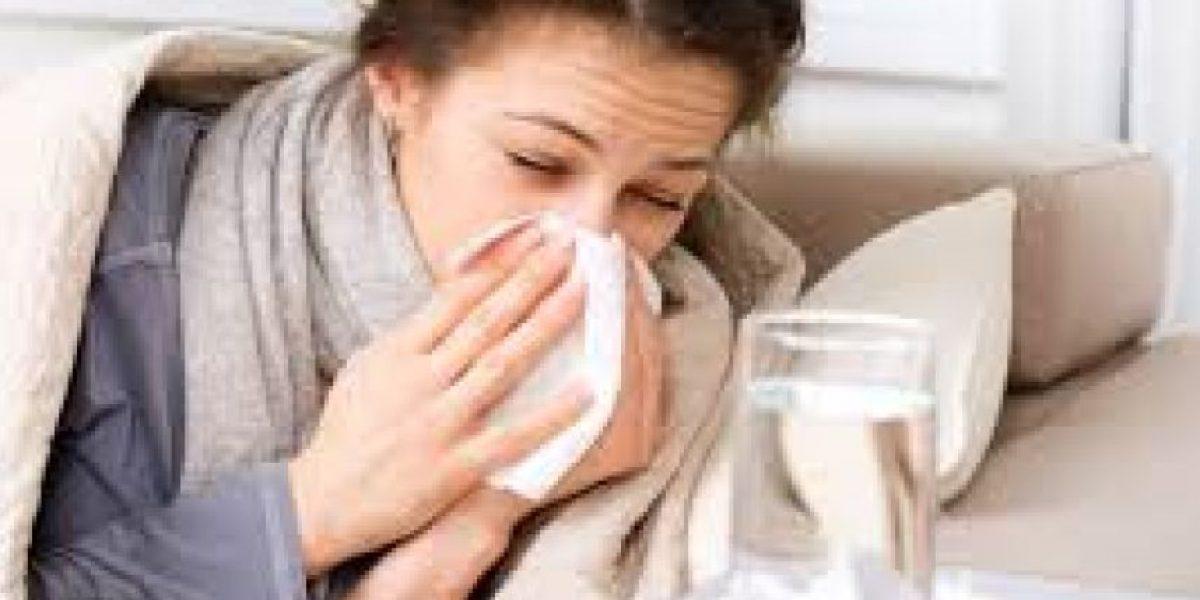 La gente que duerme menos tiene más riesgo de resfriarse