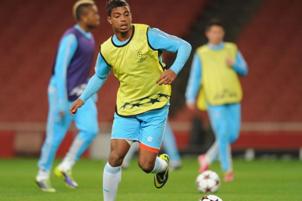 Juvetus pagó dos millones de euros al Olympique de Marsella para obtener el préstamo del futbolista franco-gabonés Foto:Getty Images. Imagen Por: