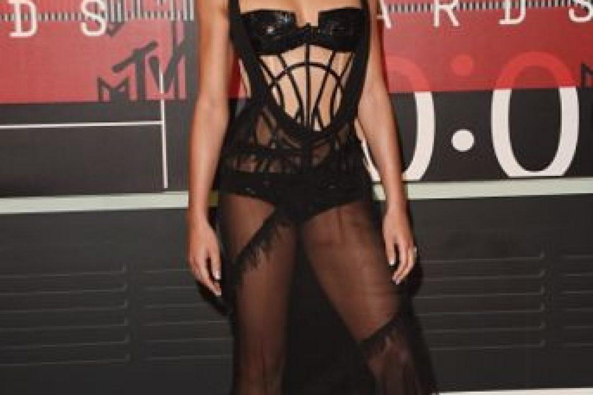 La cantante Tahliah Barnett: FKA twigs Foto:Getty Images. Imagen Por: