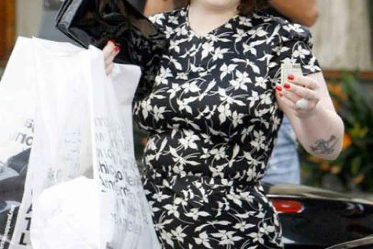 Kelly Osbourne no solo cambió su look Foto:Getty Images. Imagen Por: