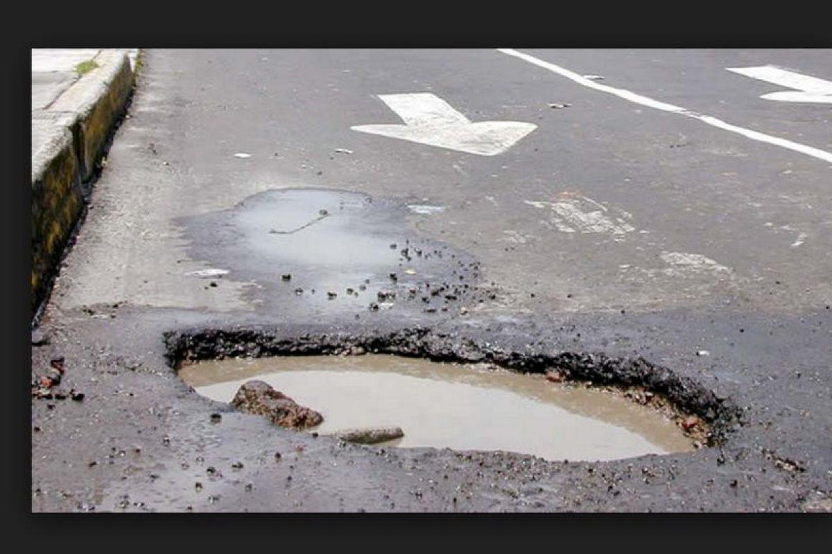 """La propuesta se denominó """"Que Monterrey viva sin baches"""" Foto:ciudadanosenred.com.mx. Imagen Por:"""