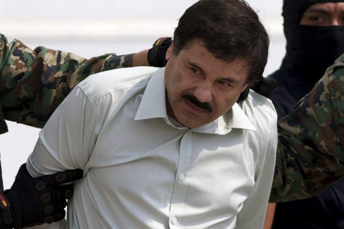 La información fue dada a conocer por la Procuraduría General de la República en México. Foto:AP. Imagen Por: