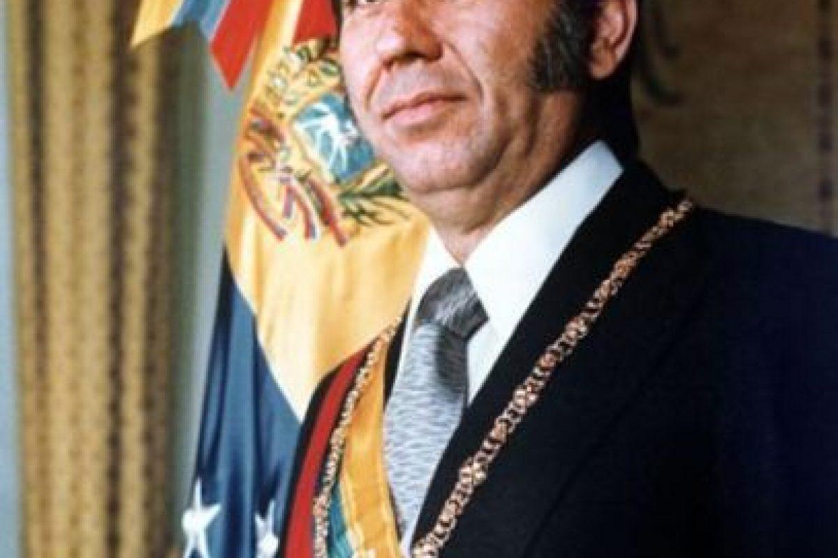 Dejó el poder el 31 de agosto de 1993 Foto:Wikimedia.org. Imagen Por: