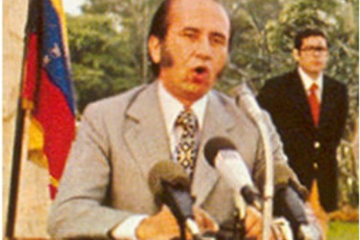 El Congreso lo destituyó por una malversación de fondos y el delito de peculado. Foto:Wikimedia.org. Imagen Por: