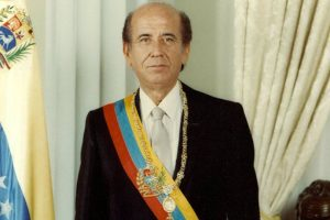 4. Carlos André Pérez, en Venezuela Foto:Wikimedia.org. Imagen Por: