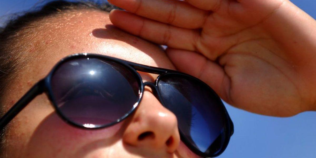 f5b85a3d4d761 Ola de calor en Santiago  ¿qué tanto sirven los lentes