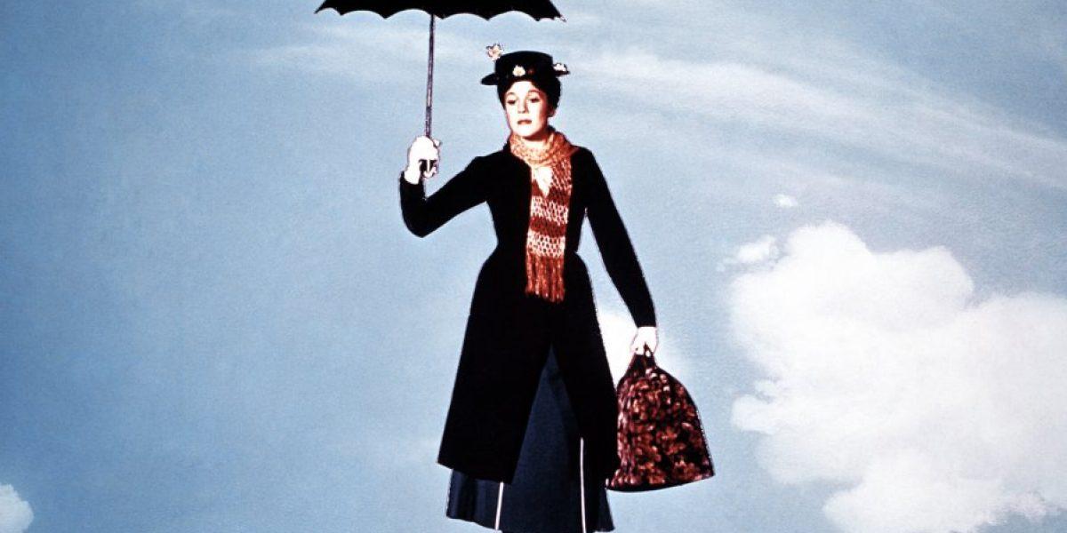 Mary Poppins volverá al cine