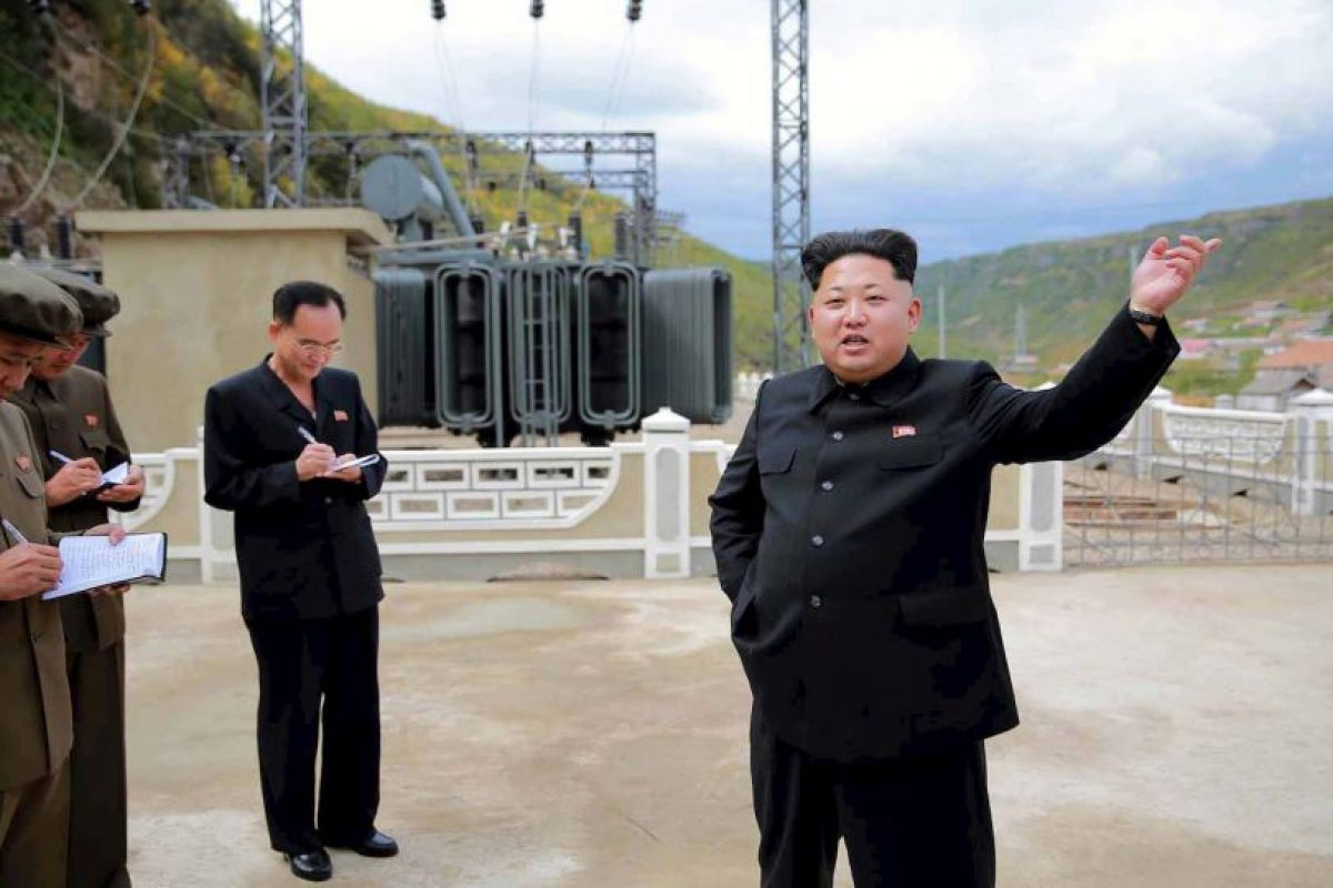 """Por otro lado, el Organismo Internacional de Energía Atómica comentó que este anuncio """"levanta preocupaciones"""". Foto:AFP. Imagen Por:"""