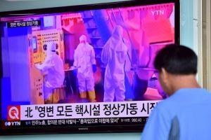 """""""Corea del Norte ya tiene entre 10 y 15 bombas nucleares"""" Foto:AFP. Imagen Por:"""