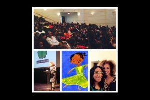Con la que promueve la cultura afroamericana entre niños de escasos recursos.. Imagen Por: